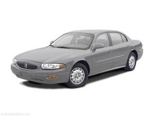 2002 Buick LeSabre Limited Sedan