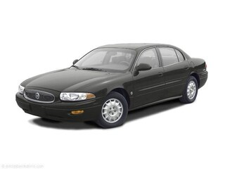 Used 2002 Buick LeSabre Limited Sedan 1G4HR54KX2U144793 for sale in Athens, OH at Don Wood Hyundai
