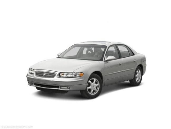 2002 Buick Regal LS 4dr Car