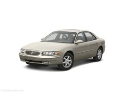 Used 2002 Buick Regal LS Sedan 2G4WB55K221229617 for sale at Goeckner Bros., Inc. in Effingham, IL