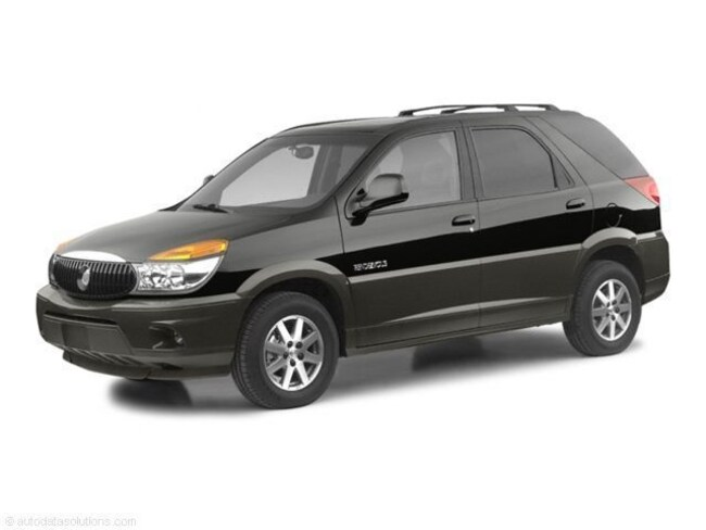 Used 2002 buick rendezvous in waterloo certified used subaru car used 2002 buick rendezvous cx suv in waterloo ia publicscrutiny Images
