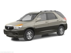 Bargain Used 2002 Buick Rendezvous SUV in Mishawaka