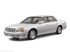 Used 2002 CADILLAC DEVILLE Base Sedan Winston Salem