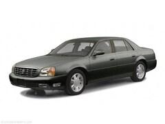 2002 CADILLAC DEVILLE Base Sedan 1G6KD54Y22U195625