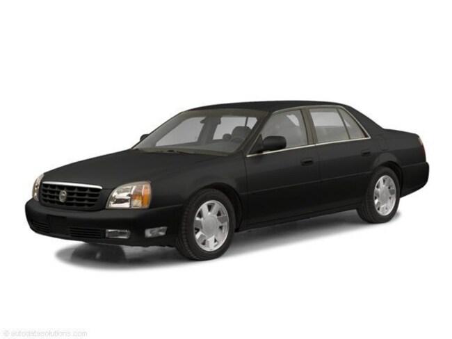 2002 CADILLAC DEVILLE Base Sedan