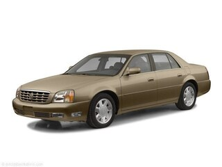 Used 2002 Cadillac Deville 4dr Sdn Car Grants Pass, OR
