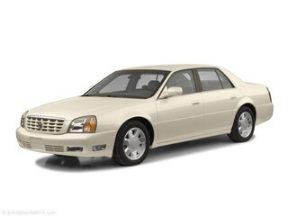 Pre-Owned 2002 CADILLAC DEVILLE Base Sedan in Helena, MT