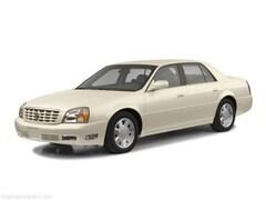 2002 Cadillac Deville DTS Sedan
