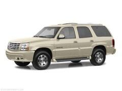 2002 CADILLAC ESCALADE Base SUV