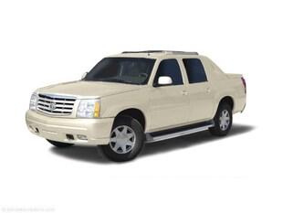 2002 Cadillac Escalade EXT Base SUV