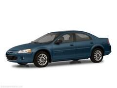 2002 Chrysler Sebring LX LX  Sedan