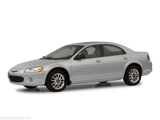 Pre-Owned 2002 Chrysler Sebring LXi Sedan in Boone, IA