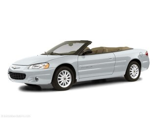 Used 2002 Chrysler Sebring Limited 2dr Convertible for sale in Fort Myers, FL