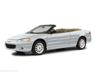 2002 Chrysler Sebring Limited 2dr Convertible