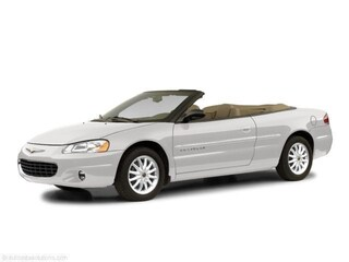 Used 2002 Chrysler Sebring Limited Convertible for sale in Fort Myers