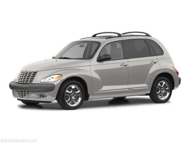 2002 Chrysler PT Cruiser Limited Limited Edition  Wagon