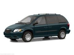 2002 Chrysler Voyager LX Van for sale in Hutchinson, KS at Midwest Superstore