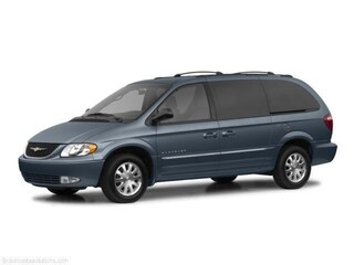 Used 2002 Chrysler Town & Country LXi Van Lancaster