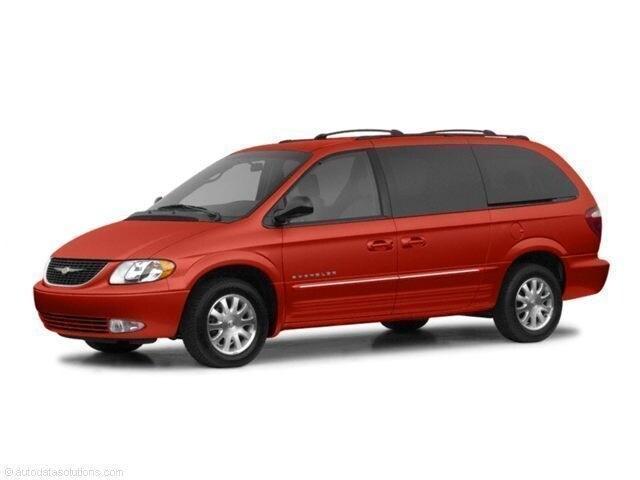 2002 Chrysler Town & Country Minivan/Van