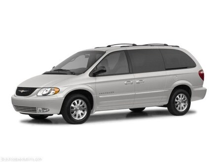 2002 Chrysler Town & Country EX Van
