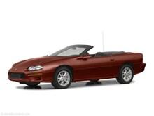 2002 Chevrolet Camaro Base Convertible
