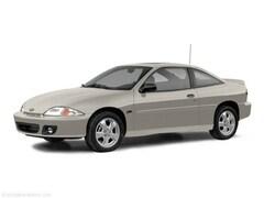 Bargain Used 2002 Chevrolet Cavalier Coupe in Mishawaka