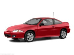 Used 2002 Chevrolet Cavalier Base Coupe for sale in Grand Junction