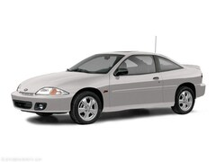 2002 Chevrolet Cavalier LS Coupe