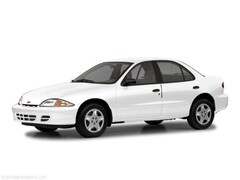 Used Vehicles for sale 2002 Chevrolet Cavalier Base Sdn 3G1JC52492S203580 in Rexburg ID