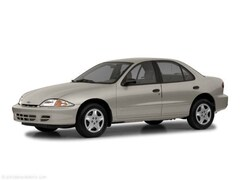 Used 2002 Chevrolet Cavalier for sale in Longmont, CO