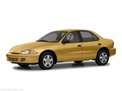 2002 Chevrolet Cavalier Others Car