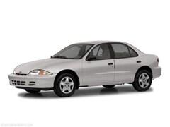2002 Chevrolet Cavalier Base Sedan