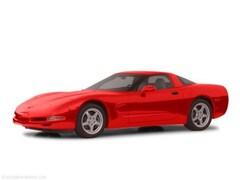 2002 Chevrolet Corvette Base Coupe 1G1YY22G825121911