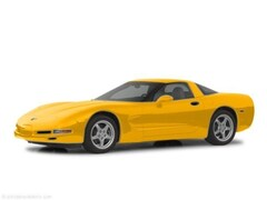 Used 2002 Chevrolet Corvette Coupe 1G1YY22G425116642 in Bluefield, WV