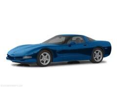 2002 Chevrolet Corvette Z06 Hardtop Coupe