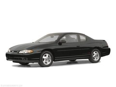 Used 2002 Chevrolet Monte Carlo SS Coupe for sale near Atlanta