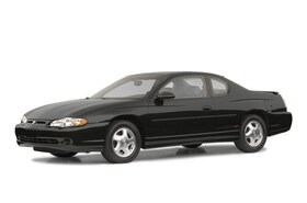 2002 Chevrolet Monte Carlo SS Coupe