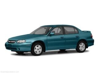 2002 Chevrolet Malibu Base Sedan