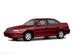 2002 Chevrolet Malibu LS Sedan