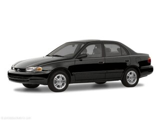 2002 Chevrolet Prizm AUTO/POWER PKG Sedan