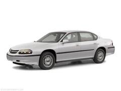 2002 Chevrolet Impala Base Sedan