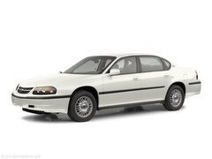Bargain Used 2002 Chevrolet Impala Sedan S12908B Flagstaff, AZ