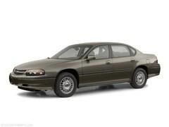 Used 2002 Chevrolet Impala Sedan UW208529 under $15,000 for Sale in Bedford