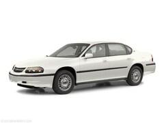 2002 Chevrolet Impala LS Sedan