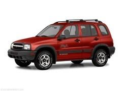 2002 Chevrolet Tracker Base SUV