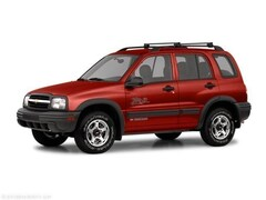 2002 Chevrolet Tracker Hard Top SUV