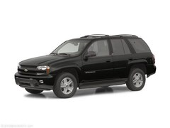 2002 Chevrolet Trailblazer LS RWD SUV