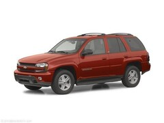 2002 Chevrolet TrailBlazer SUV San Angelo, TX
