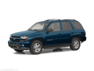 2002 Chevrolet Trailblazer LS SUV