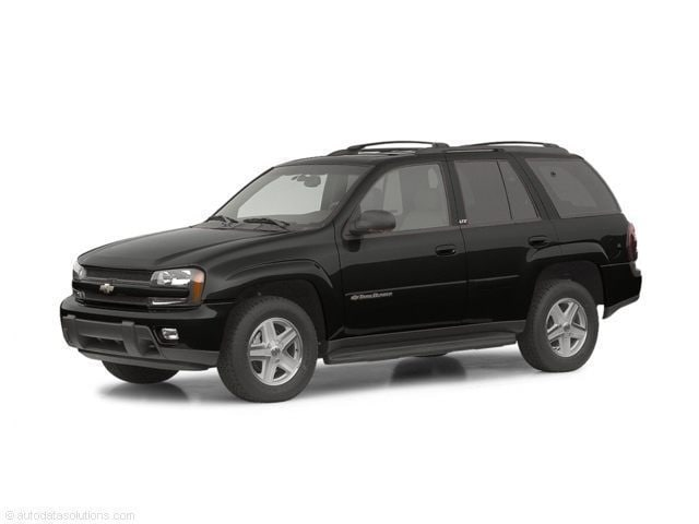 Used 2002 Chevrolet TrailBlazer SUV Twin Falls, ID